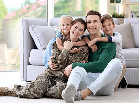 Certification for Military Spouses